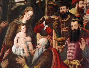 Trzej Królowie Święto Trzech Króli polskie kolędy ciekawostki pastorałki tekst kolęda Gdy śliczna panna