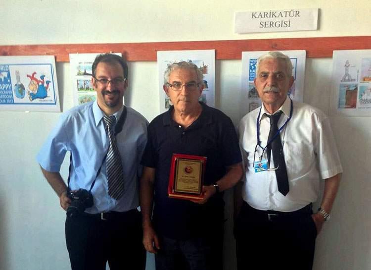Lefke Northern Cyprus World Happy Skyscraper Cartoons Tour