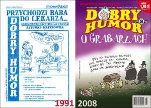 Dobry Humor dowcipy gazetka Szczepan Sadurski