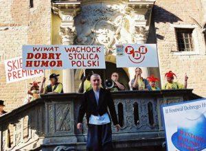 Festiwal Dobrego Humoru Partia Dobrego Humoru