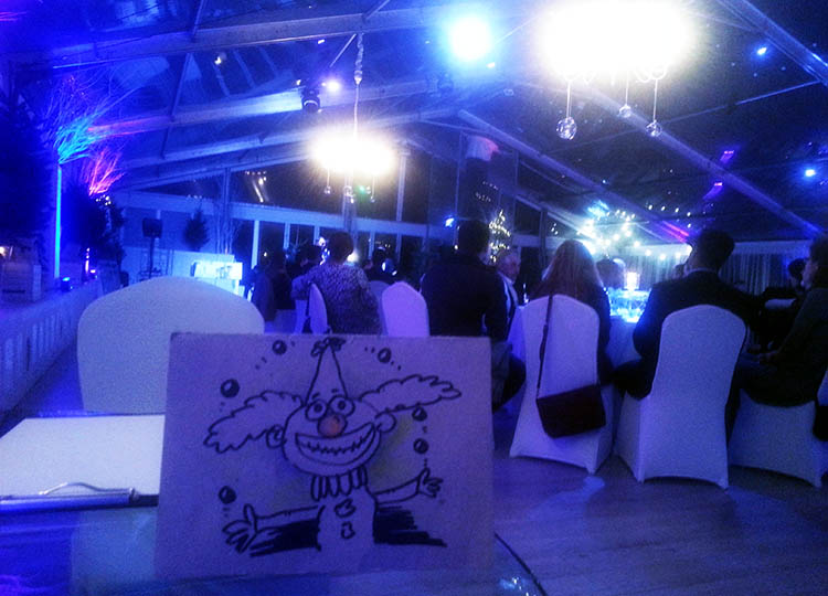 karykaturzysta na imprezę event atrakcje karykatury