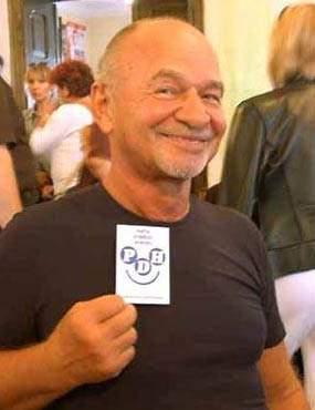 Ryszard Kotys Paździoch Partia Dobrego Humoru