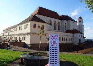 miasto Brno Czechy Morawy zamek twierdza Špilberk