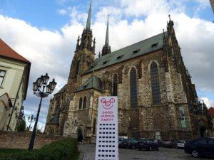 Brno ciekawostki Czechy katedra Piotra i Pawła