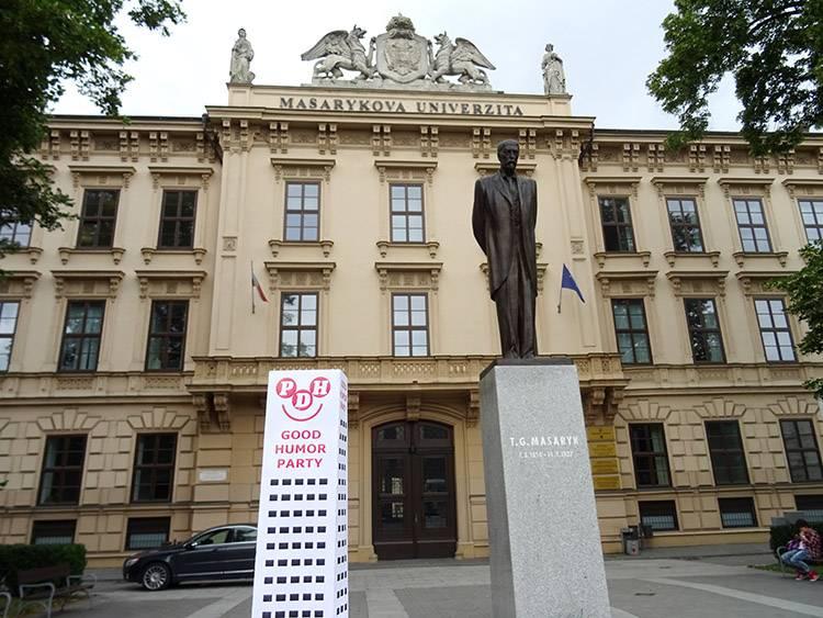 Brno Słowacja Uniwersytet Masaryka