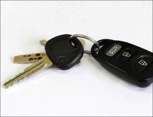 zguba kluczyki do samochodu