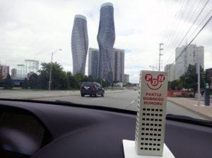 Absolute Towers Mississauga Kanada Canada