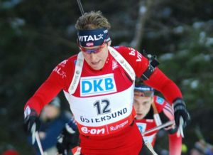 Emil Hegle Svendsen biathlon striptiz