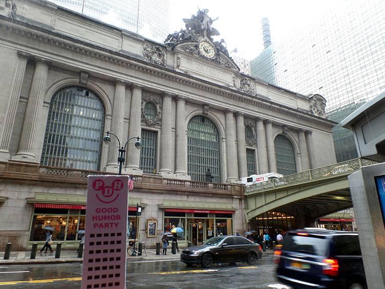 Grand Central Station New York City Nowy Jork USA