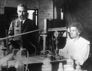 Maria Skłodowska Curie Piotr ciekawostki Nagroda Nobla
