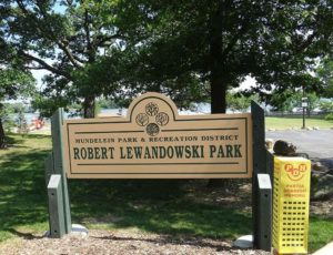 Mundelein Illinois USA Robert Lewandowski Park