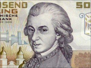 Wolfgang Amadeusz Mozart kompozytor