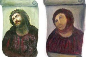 Borja Hiszpania ikona Jezus Chrystus