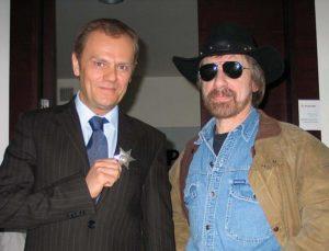 Chuck Norris Donald Tusk