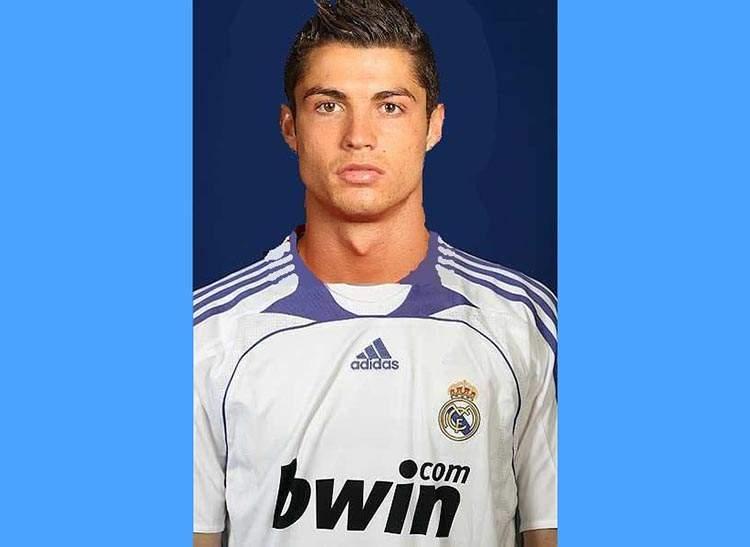 Cristiano Ronaldo Real Madryt
