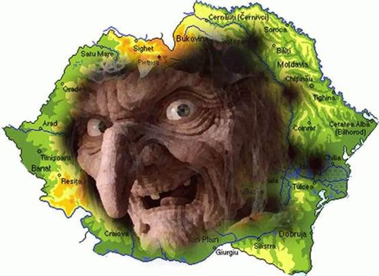 czarownice prawo podatki Rumunia