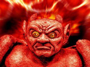 diabeł Kraków Rynek