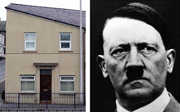 dom Adolf Hitler