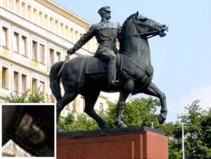 Józef Piłsudski marszałek Kasztanka anegdoty
