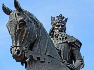 Kazimierz Wielki król ciekawostki ulica Płock