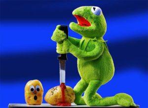 Kermit Muppet Show