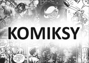 komiksy komiks informacje wystawy ciekawostki