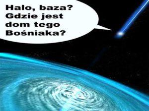 kosmici meteory ciekawostki