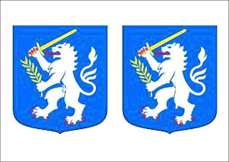 lew Szwecja godło