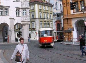 Praga metro Czechy