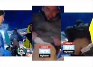 Norwegia dupa mecz sport transmisja