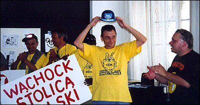 partia dobrego humoru Skiba Sadurski
