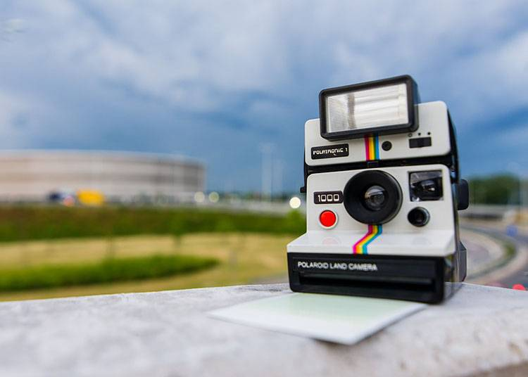 polaroid atrakcje weselne zdjęcia fotograf