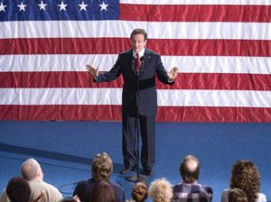 robin williams prezydent usa komik film komedia