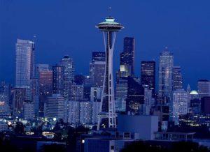 Seattle ciekawostki Waszyngton USA