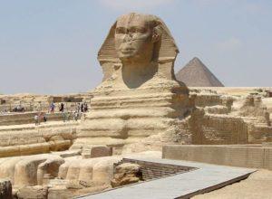 Sfinks Giza Egipt