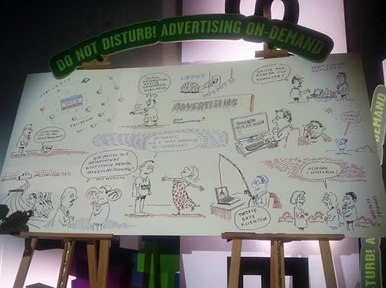 sketchnotes sketchnoting rysownik rysunki konferencje