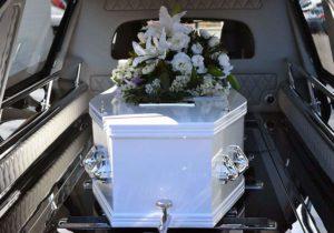 trumna pogrzeb trumny zakład pogrzebowy reklama