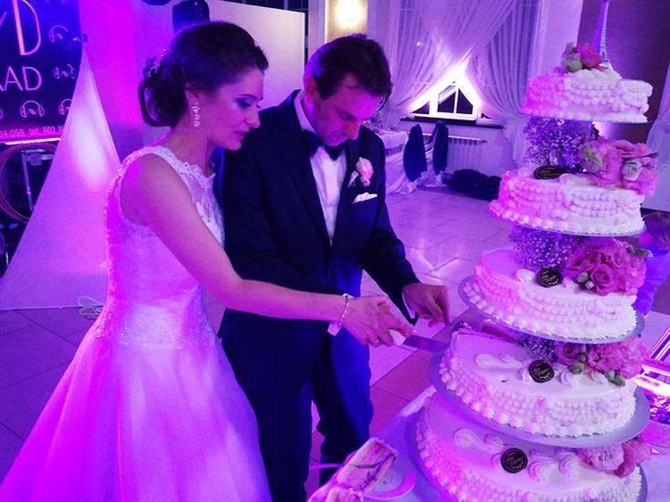 weselny tort wesele atrakcje weselne