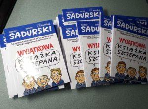 szczepan sadurski-ksiazki-satyra-wyjatkowa-ksiazka-szczepana