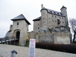 zamek Bobolice jura