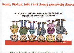 rysunki humor Szczepan Sadurski