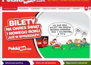 Polski Bus Ziggy rysunki Sadurski