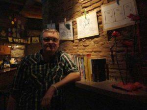 Barcelona wystawa karykatury rysunki Szczepan Sadurski (3)