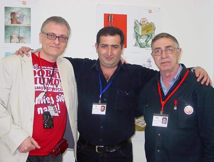 Erywań Yerevan Armenia Szczepan Sadurski