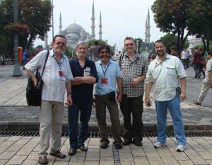 Istambuł Turcja Szczepan Sadurski