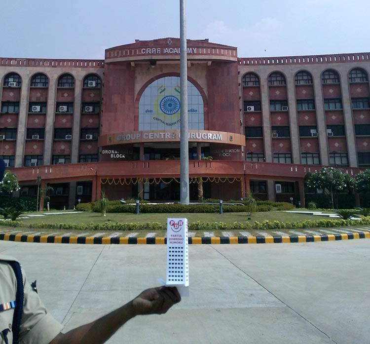 CRPF Academy Gurugram Haryan India