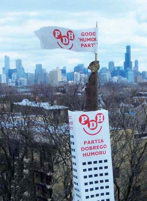 Chicago Illinois USA podróże city