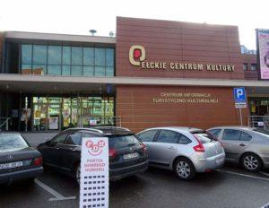Ełckie Centrum Kultury Mulatka Ełk