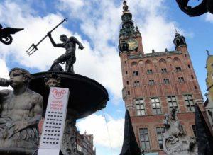 Gdańsk Wesoły Wieżowiec Partia Dobrego Humoru