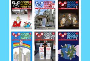 Good Humor Party e-magazine Partia Dobrego Humoru